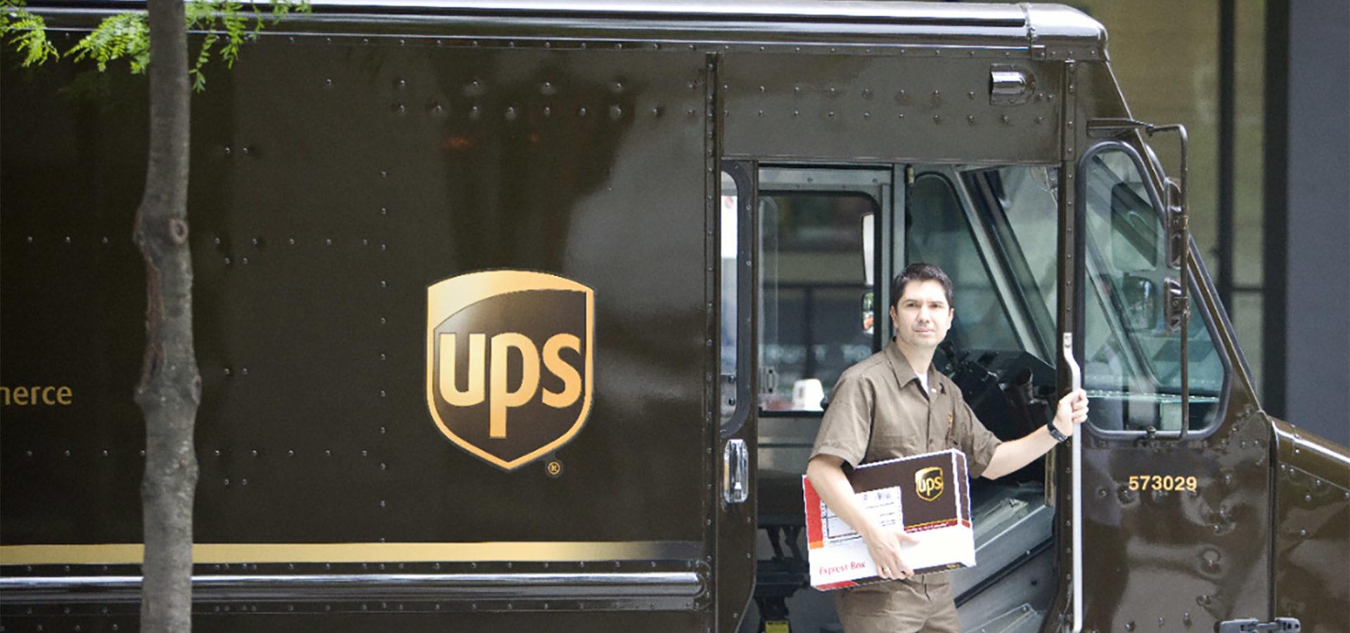 Teamsters 855 - UPS